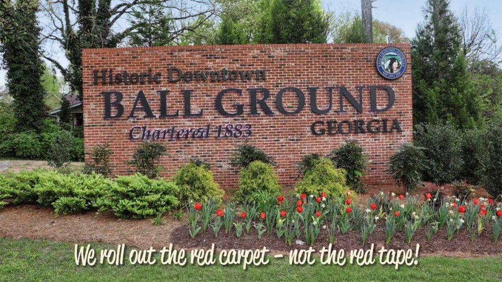 Ball Ground